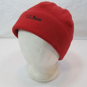 L.L. Bean Winter Fleece Hat Cap Unisex L/XL